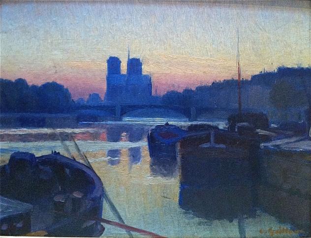 Charles_Guilloux,_1898c_-_Notre_Dame_au_crépuscule